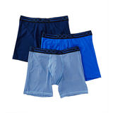 Jockey Men's Underwear Active Microfiber Midway Brief - 3 Pack 9412