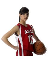 Alleson Athletic Women's Reversible Basketball Jersey A00125