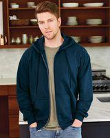 Hanes Ultimate Cotton® Full-Zip Hooded Sweatshirt F280