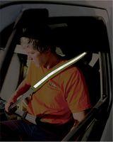 ML Kishigo Single Stripe Seat Belt Covers 3902-3903