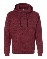 J. America Cosmic Fleece Hooded Pullover Sweatshirt 8613