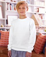 Hanes Ecosmart® Youth Crewneck Sweatshirt P360