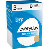 L'eggs Everyday CT ST Pantyhose 3 pair 39600