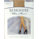 Berkshire Women's Ultra Sheer Non-Control Top Pantyhose - Sandalfoot 4408