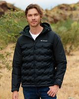 Columbia Grand Trek Hooded Down Jacket 186452