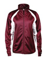 Badger Hook Brushed Tricot Women's Jacket 7902