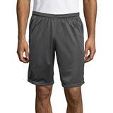 Hanes Sport Men's Mesh Pocket Shorts O5142