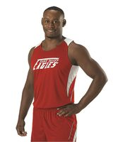 Alleson Athletic Loose Fit Track Tank A00222