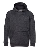 J. America Youth Glitter French Terry Hooded Pullover 8606