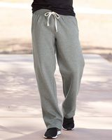 Weatherproof Cross Weave™ Open-Bottom Sweatpants 7766