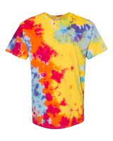 Dyenomite Novelty Tie Dye T-Shirt 200NV