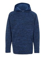 J. America Youth Cosmic Fleece Hooded Pullover Sweatshirt 8610