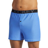 Jockey Men's Underwear Active Mesh Boxer - 3 Pack 9027