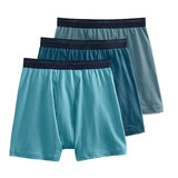 Jockey Men's Classic Breathe Mesh Boxer Brief - 3-pack 8911