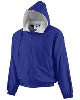 Augusta Sportswear Youth Hooded Taffeta Jacket 3281