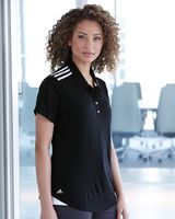 Adidas Women's 3-Stripes Shoulder Sport Shirt A235