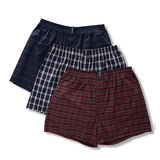 Jockey Men's Classic Full Cut Blended Boxer - 3 Pack 9900