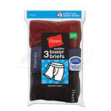 Hanes Toddler Boys Boxer Briefs with Comfort Flex Waistband 5-Pk TB74P5
