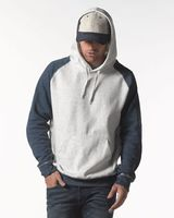 MV Sport Reed Heather Pullover 15102