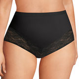 Maidenform Curvy Firm Foundations At-Waist Shaping Brief DM0045