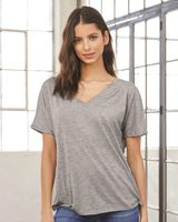 Bella + Canvas Women's Slouchy V-neck Tee 8815