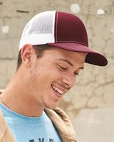 Richardson Snapback Trucker Cap 112