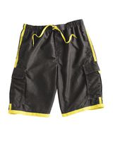 Burnside Striped Swim Trunks 9401