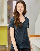 Hanes Nano-T® Women's V-Neck T-Shirt S04V