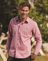 Weatherproof Vintage Chambray Long Sleeve Shirt 154885