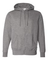 Independent Trading Co. Full-Zip Hooded Sweatshirt AFX4000Z