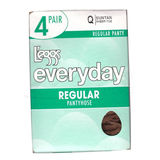 L'eggs Everyday Regular ST 4-Pk Pantyhose 39500
