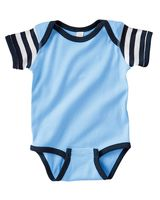 Rabbit Skins Infant Baby Rib Bodysuit 4400