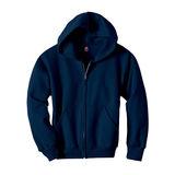Hanes Comfort blend EcoSmart Full-Zip Kids Hoodie Sweatshirt P480