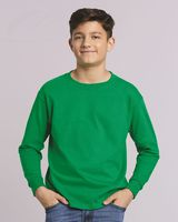 Gildan Ultra Cotton® Youth Long Sleeve T-Shirt 2400B