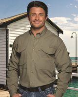 Hilton Fishermen Long Sleeve Shirt ZP2289