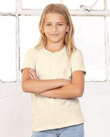 Bella + Canvas Youth Short Sleeve Crewneck Jersey Tee 3001Y