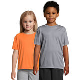 Hanes Boys' CoolDri Short Sleeve Tee Value Pack 3-pack O482Y