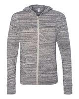Alternative Eco-Jersey Hooded Full-Zip 1970e1