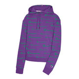Champion Campus French Terry Print Hoodie W5671