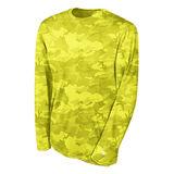 Champion Double Dry Long Sleeve Tee Shirt CW26
