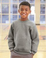 Russell Athletic Youth Dri Power® Crewneck Sweatshirt 998HBB
