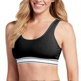 Jockey Women's Bras Retro Stripe Bralette 2253