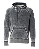 J. America Vintage Zen Fleece Hooded Pullover Sweatshirt 8915