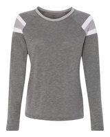 Augusta Sportswear Women's Long Sleeve Fanatic Tee 3012