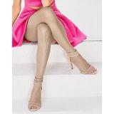 Hanes Silk Reflections Ultra Sheer Toeless Control Top Pantyhose 0B376