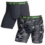Champion Men's Ultra Lightweight Regular Leg Boxer Brief 2-Pack CHLWA2