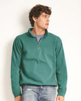 Comfort Colors Garment-Dyed Quarter Zip Sweatshirt 1580