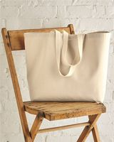 OAD 12 oz. Cotton Canvas Tote OAD108