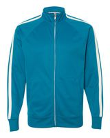 Independent Trading Co. Unisex Poly-Tech Full-Zip Track Jacket EXP70PTZ
