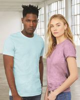 Bella + Canvas Unisex Short Sleeve Heather Jersey Tee 3001CVC